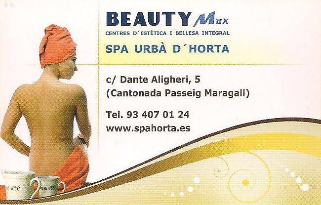 Beauty Max - Spa Urbà d'Horta