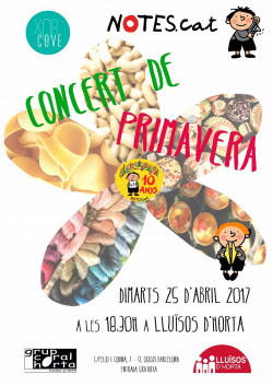 Notes.cat - Concert de Primavera