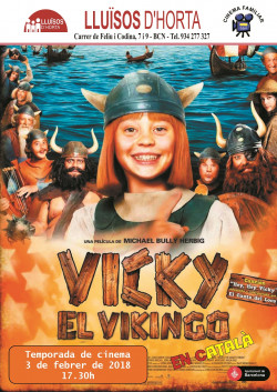 Cinema Familiar - Vicky, el Viking