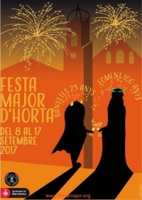 Festa Major d'Horta 2017 - Xocolatada Popular