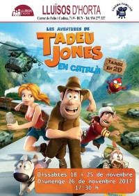 Cinema Familiar - Les Aventures de Tadeu Jones