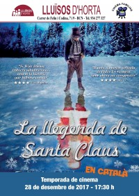Cinema Familiar - La llegenda de Santa Claus