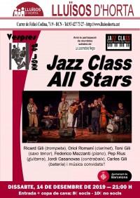 Vespres de Jazz - Jazz Class All Stars