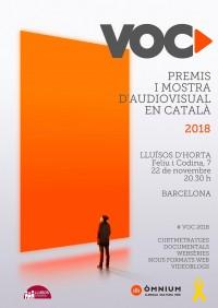 VOC 2018 (Premis i Mostra d'Audiovisual en Català)