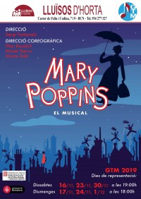 Mary Poppins, el musical