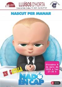 Cinema Familiar - El Nadó en Cap
