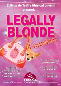 Legally Blonde, el musical