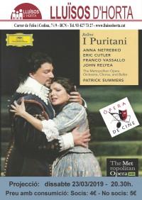 Òpera de Cine - I Puritani