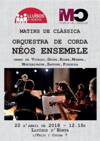 Matins de Clàssica - Néos Ensemble