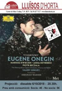 Òpera de Cine - Eugene Onegin