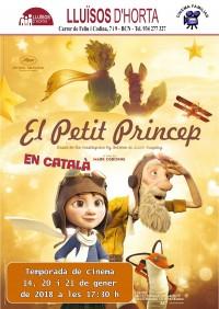Cinema Familiar - El Petit Príncep