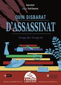 Quin disbarat d'assassinat