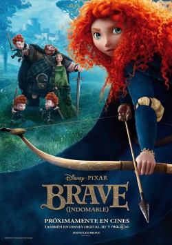 Cinema Familiar - Brave