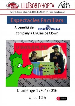 Espectacles Familiars - La Dragona Bufalletres