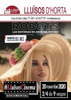Robots, les històries d'amor del futur