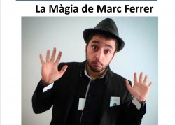 Espectacles Familiars - Mag Marc Ferrer