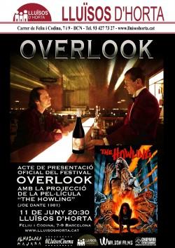 Presentació Oficial del Festival Overlook