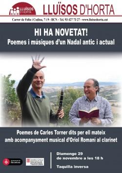 Oriol Romaní i Carles Torner - Hi ha novetat!