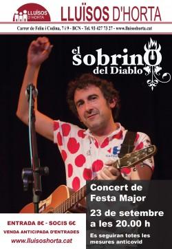 El Sobrino del Diablo - Concert de Festa Major