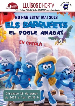 Cinema Familiar - El Barrufets, el poble amagat