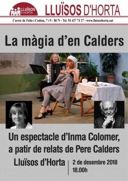 La màgia d'en Calders