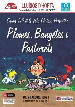 Plomes, Banyetes i Pastorets