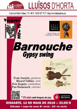 Vespres de Jazz - Barnouche