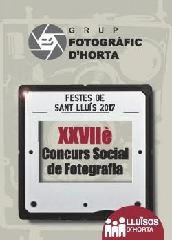 Inauguració Exposició XXVIIè Concurs Social de Fotografia