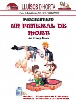 Un funeral de mort