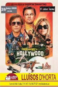 Erase una vez en... Hollywood